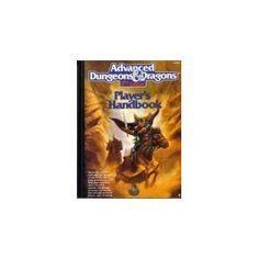 ADnD 2e Player's Handbook