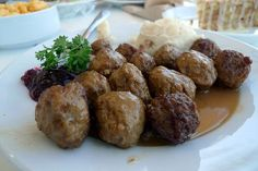 Boulette-  Haitian meatballs  I ate so much of this when I was a kid, still love it to this day.