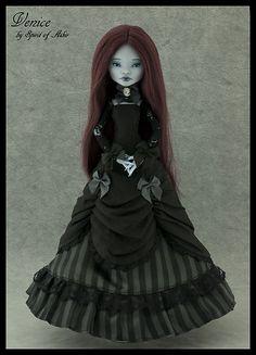 Venice OOAK Monster High Custom Abbey Repaint Outfit by `Spirit of Askir´   eBay