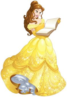 Images of Belle from Beauty and the Beast. Disney Belle, Princesa Disney Bella, Bella Disney, Walt Disney Princesses, Cute Disney, Disney Girls, Disney Art, Beauty And The Beast Party, Belle Beauty And The Beast