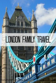 London Family Travel. Our home page for all of our posts rounding up our super-long 8 month family vacation in London. It's an amazing city! Click through to read more on the blog.