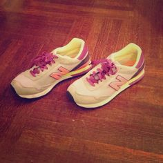 New Balance Women's Classics Barely worn, only selling because they ended up being too small New Balance Shoes Sneakers