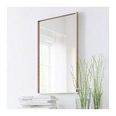 Photo Gallery For Photographers SKOGSV G Spiegel wei Buchenfurnier wei Buchenfurnier IKEA Ikea MirrorBathroom
