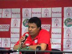 El asistente técnico del América de Cali, Alex Escobar, realizó el balance tras la victoria sobre Dépor FC. Ese partido cerró la novena jornada del Torneo Postobón I y dejó a los 'diablos rojos' segundos en la tabla.
