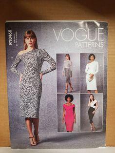 Vogue sewing pattern misses dress 14-22 | Mercari