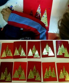 Easy Christmas Cards - How To