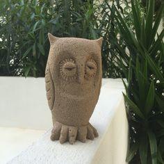 LITTLE OWL   LOWL-0003 Dimensions: R: 14cm, H: 24 > £15.- ( indoor/outdoor )