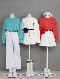 My Hero Academia Toga Himiko Hero Magazine Daily Fashion Uniform Cosplay Costume in 2020 Couple Outfits, Kpop Outfits, Korean Outfits, Casual Outfits, Fashion Outfits, Korean Fashion Trends, Korea Fashion, Asian Fashion, Cute Fashion