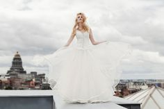 Tulle skirt and corset Kaat Tilley by Kaattilleyexperience on Etsy