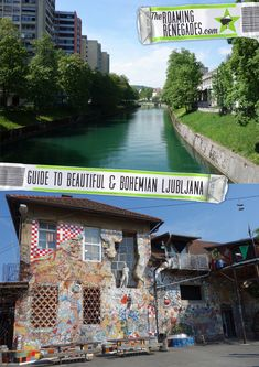 A guide to Ljubljana, Slovenia: The green and bohemian city that stole our hearts >  http://theroamingrenegades.com/2016/04/ ljubljana-guide-slovenia-things-to-do.html
