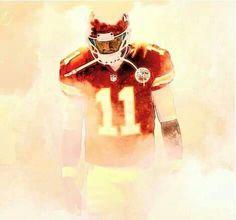 Alex Smith #KansasCity #Chiefs