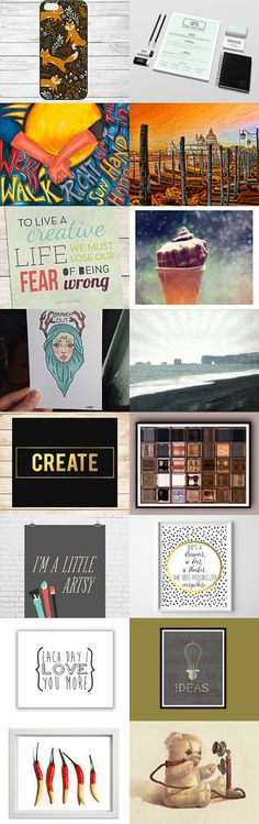 Creative Prints by Elinor on Etsy--Pinned with TreasuryPin.com