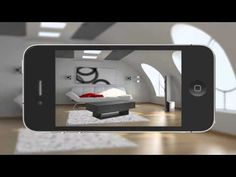 This is a video preview of the IKEA app available on iPhones. I found this interesting because you can take a picture of a room you want to decorate, and place furniture from IKEA into the space to see how you like it. You can then add the piece to your shopping bag if you like it, and order it online to arrive in store. (7459)