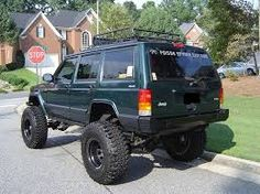 XJ lifted - Google Search