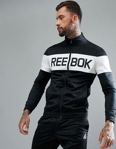 Reebok   Chándal negro Training BQ5736 de Reebok Reebok, Спортивная Одежда,  Adidas Женская Одежда 0f0830ccc1a