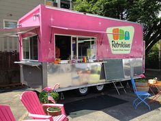 Portland, Oregon is a city that takes food trucks (mobile restaurants) to a whole new level. Check out classics like Retrollicious- a 1950's era diner on wheels, or any number of other local offerings. Discover more at www.foodcartsportland.com and www.discoveramerica.com.