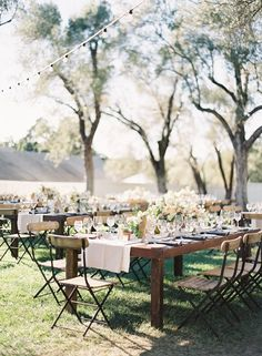 French Inspired Sonoma Valley Wedding via http://oncewed.com