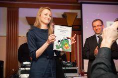 Puolan kollega Karolina, Puolan vuoden 2013  myyjä!