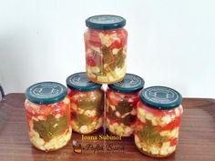 Dovlecei si rosii la borcan pentru iarna, reteta fara conservanti chimici, doar legume si sare. Sunt minunate aceste legume iarna Mason Jars, Canning Jars