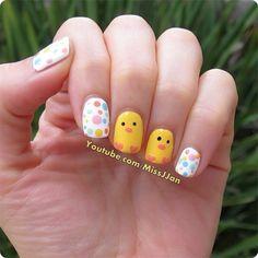 missjjan easter #nail #nails #nailart