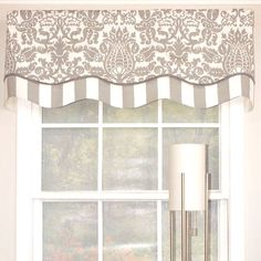 New bedroom window valance ideas wall colors ideas Decor, Custom Drapes, Curtains Living Room, Home, Window Design, Curtains, Home Renovation, Window Treatments Living Room, Valance Window Treatments
