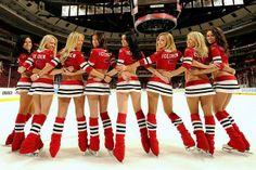 Chicago Blackhawks Ice Crew