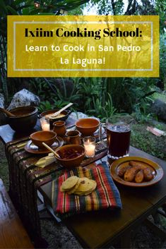 Experience the true taste of Mayan cooking with Ixiim Cooking School in San Pedro La Laguna, where traditional methods are mixed-in with fun & learning to create one of the most delicious experiences in Guatemala!