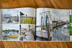 South Carolina Vacation Photo Book @Blurb Books