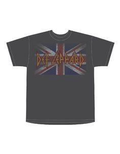 Def Leppard Vintage Jack Mens T-Shirt - Guaranteed Authentic.  Fast Shipping.
