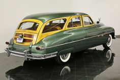 1950 Packard Super 8 Station Sedan for sale Vintage Trucks, Old Trucks, Mercedes S320, Cute Cars, Top Cars, Station Wagon, Car Photos, Luxury Cars, Antique Cars