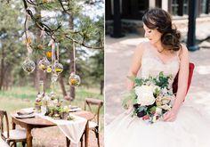Photo: Lisa O'Dwyer Design: Pink Diamond Events Location: Boettcher Mansion | Colorado Wedding Venue