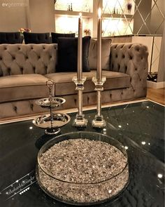 Over 100 fantastic salon decorations, living room furniture .- Over 100 fantastic salon decorations, living room sets, models and ideas House trip – Salon – trip Living Room Sets, Living Room Decor, Living Spaces, Lounge, Tapis Design, Ideias Diy, Own Home, Home Furnishings, Home Furniture