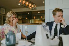 Emma + Adam. Watergate Bay Hotel, Newquay, photographed by Abi Neda Riley