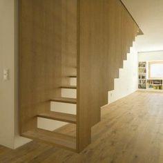 Ein Treppenelement wie ein Möbelstück