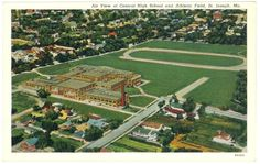 Central High School St. Joseph, Mo. - http://ilovestjosephmo.com/central-high-scool-st-joseph-mo