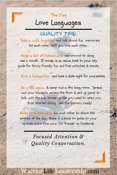 Gary chapman five love languages can you figure out which love quality time the second of the five love languages is my personal love language fandeluxe Images