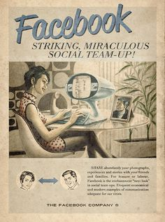 Facebook vintage picture