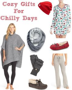 Cozy Gifts For The Holiday