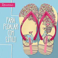 Ipanema Sandals-love the print