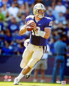 eb81e913fa9 Jake Locker Autographed 16x20 Photo Washington Huskies