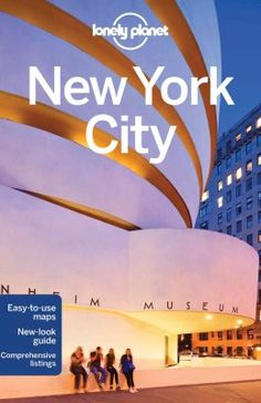 Lonely Planet New York City by Lonely Planet and Regis St. Louis