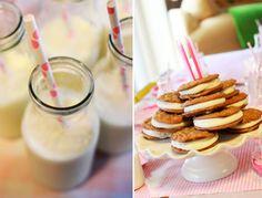 Un cumpleaños para pequeñas pasteleras - Inspiración e ideas para fiestas de cumpleaños - Fiestas de cumple para niños - Charhadas.com