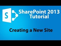 ▶ Microsoft SharePoint 2013 Training Tutorial - How to Add Content to a SharePoint 2013 Site - YouTube