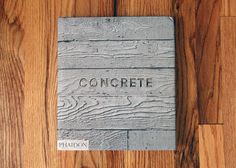 """""""CONCRETE"""" ARCHITECTURE BOOK FROM PHAIDON – A LOOK INSIDE"""