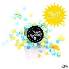 Custom Confetti Pack
