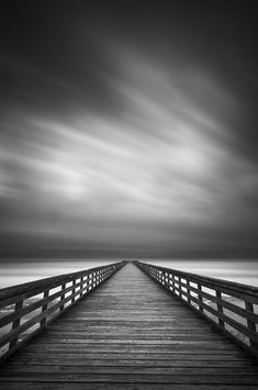 Unconcealed by Alistair Nicol on - - fotoğr Black And White Picture Wall, Black And White Beach, Black And White Landscape, Black And White Aesthetic, Black White Art, Photo Black, Black And White Pictures, Beautiful Landscape Photography, Dark Photography