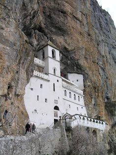 Ostrog, Montenegro http://www.adriaticaccommodation.net