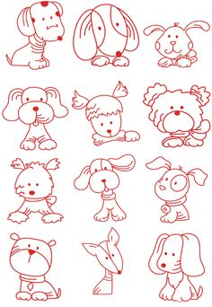 Free Embroidery Designs Sets to Download