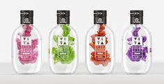 Packaging design for 'Vita' vitamin water by Anastasia Shtern