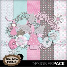Time for the Fairies - http://www.mymemories.com/store/designers/Lisa_Rosa_Designs/?r=lisa_rosa_designs